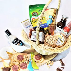 Take it easy gourmet basket
